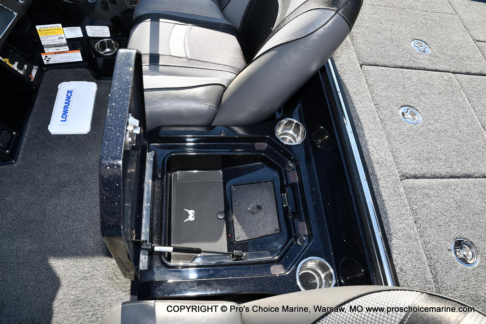 2021 Ranger Boats boat for sale, model of the boat is Z520L TOURING PACKAGE & Image # 10 of 50