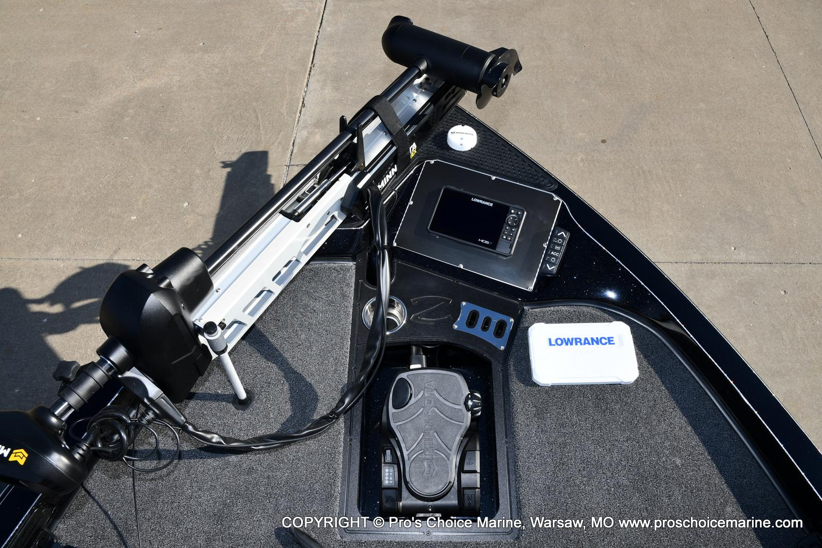 2021 Ranger Boats boat for sale, model of the boat is Z520L TOURING PACKAGE & Image # 20 of 50