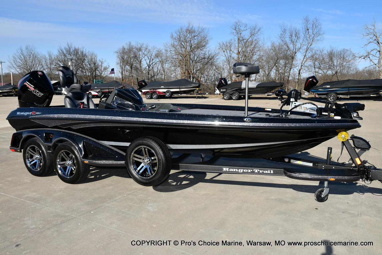 2021 Ranger Boats boat for sale, model of the boat is Z520L TOURING PACKAGE & Image # 29 of 50