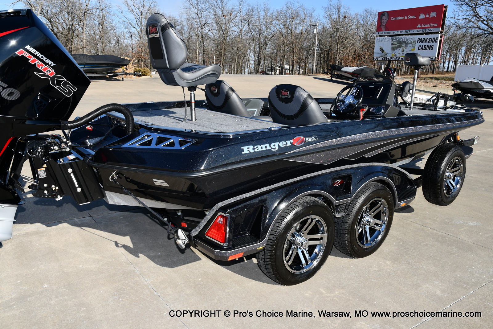 2021 Ranger Boats boat for sale, model of the boat is Z520L TOURING PACKAGE & Image # 50 of 50