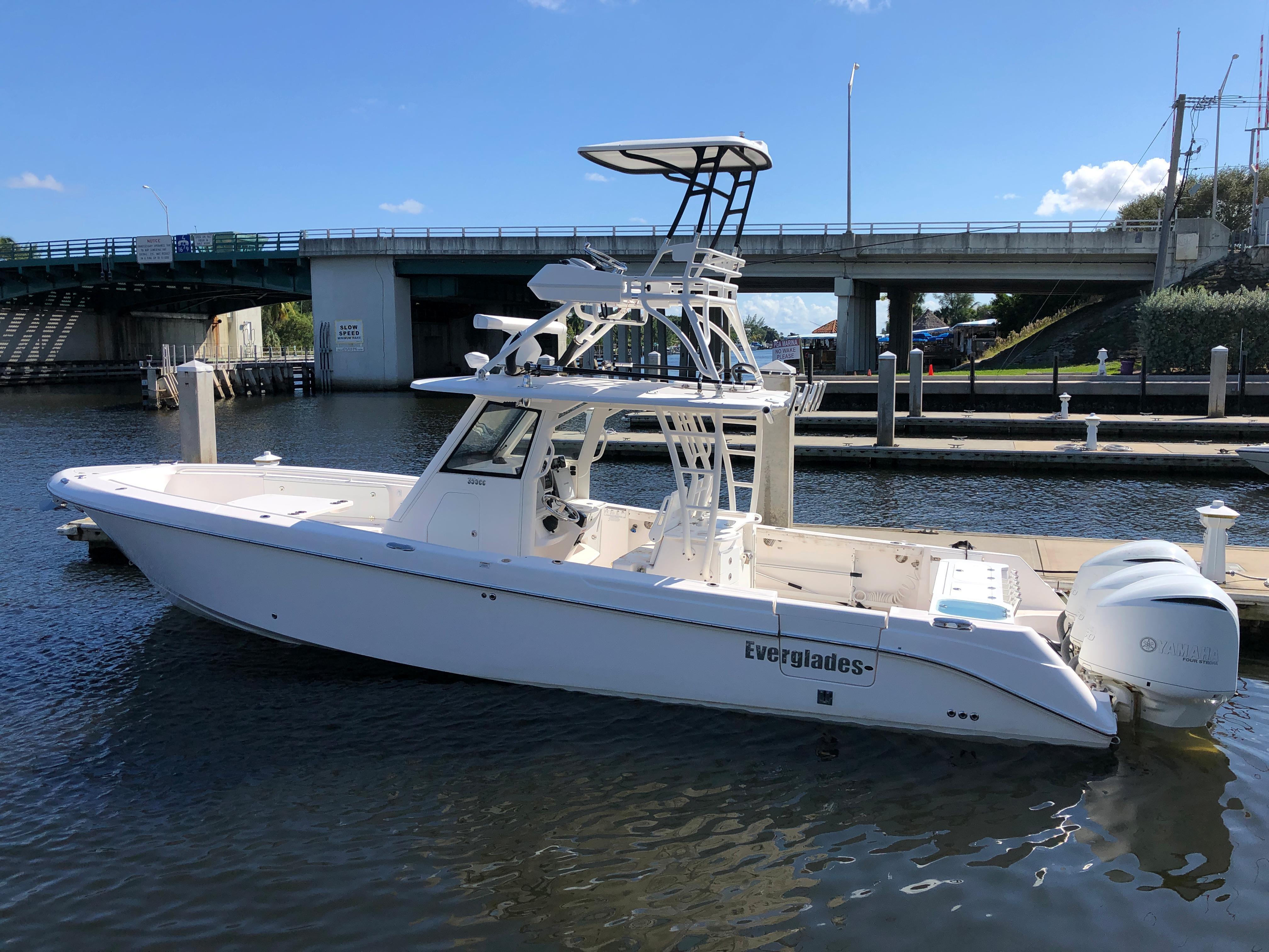 2012 Everglades 355CC
