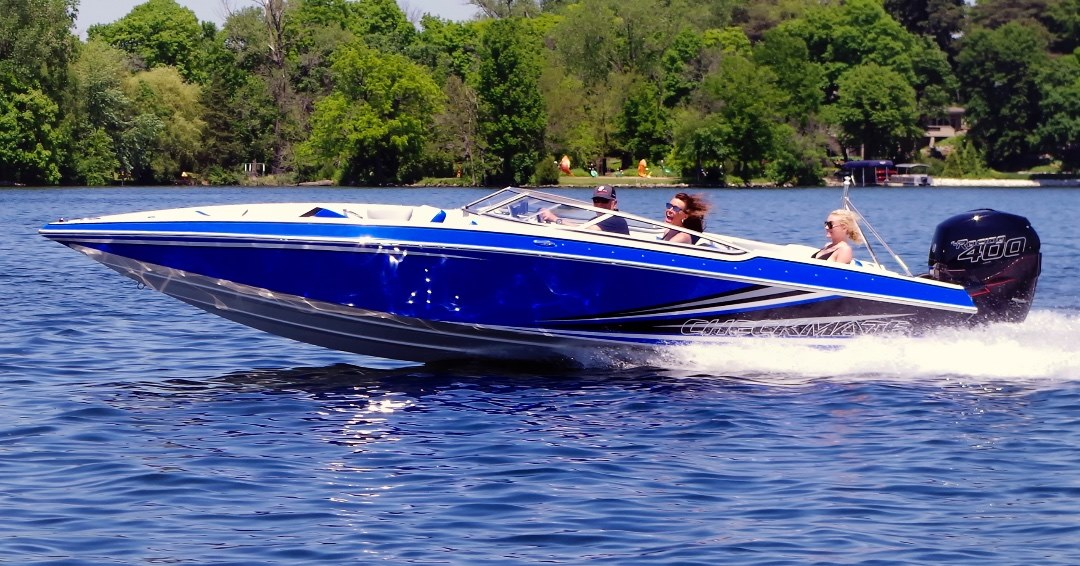 2022 CHECKMATE BOATS INC Pulsare 2400 BRX