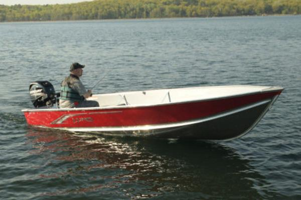 2021 Lund boat for sale, model of the boat is WC-12 & Image # 1 of 5