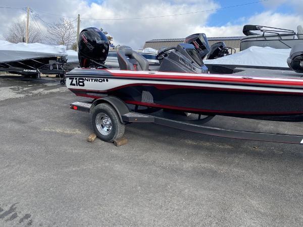 2022 Nitro boat for sale, model of the boat is Z18 & Image # 4 of 8