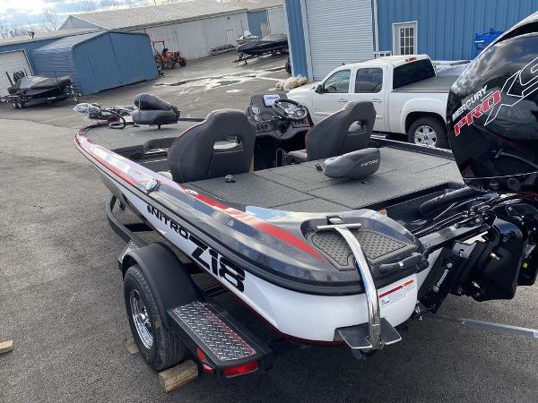 2022 Nitro boat for sale, model of the boat is Z18 & Image # 6 of 8