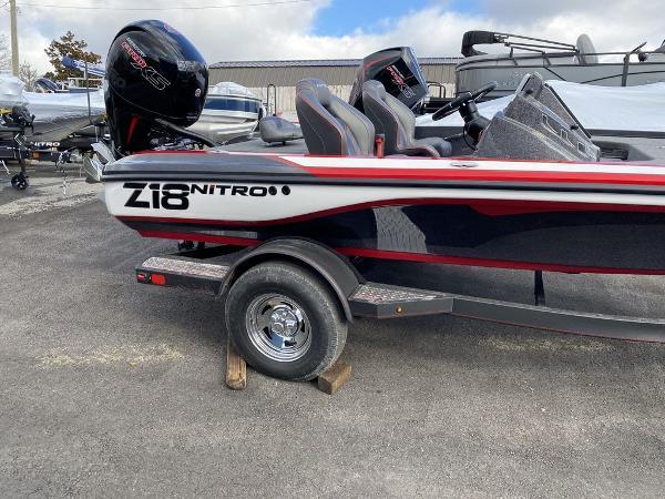 2022 Nitro boat for sale, model of the boat is Z18 & Image # 8 of 8