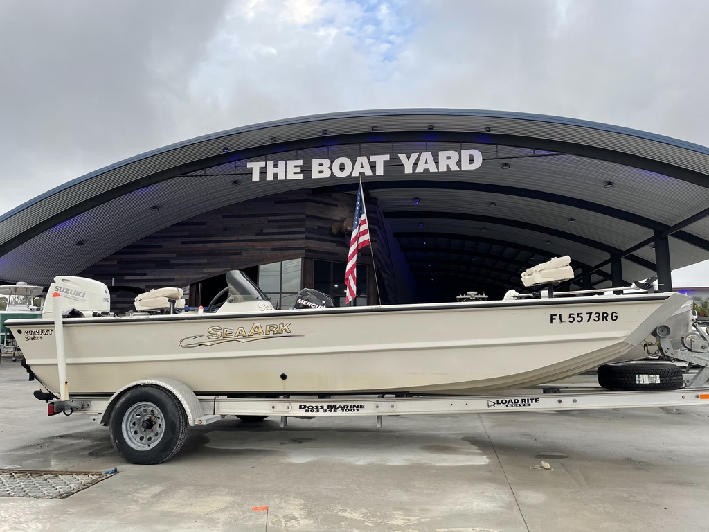 2017 SEA ARK 2072 FXT DELUXE for sale
