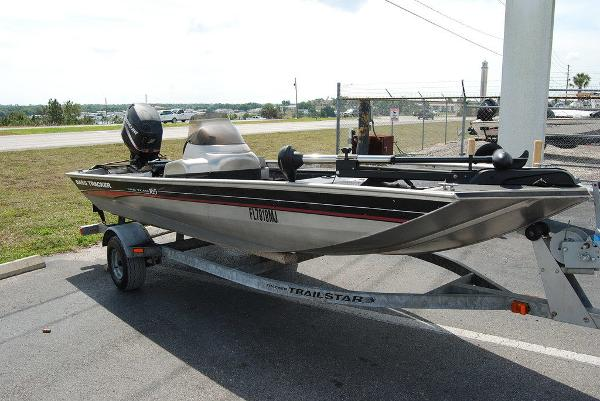 2003 Tracker Boats boat for sale, model of the boat is Pro Team 165 & Image # 2 of 8