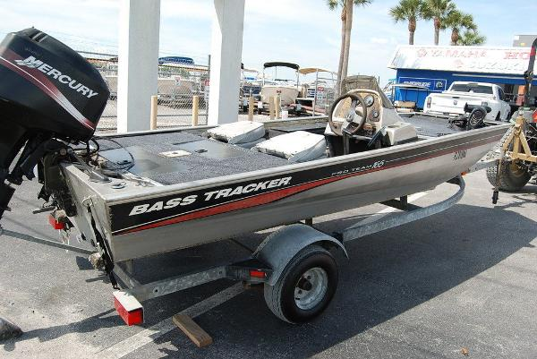2003 Tracker Boats boat for sale, model of the boat is Pro Team 165 & Image # 6 of 8