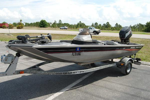 2003 Tracker Boats boat for sale, model of the boat is Pro Team 165 & Image # 7 of 8