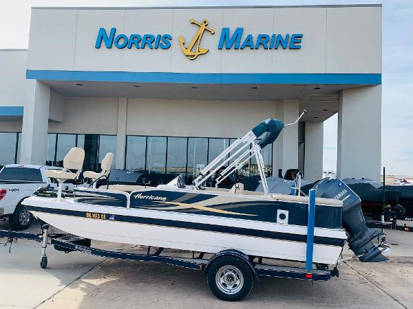 2014 HURRICANE FUNDECK 198 for sale