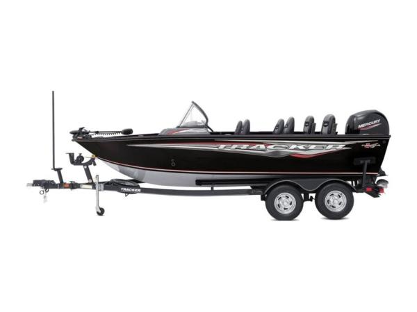 2021 Tracker Boats boat for sale, model of the boat is Targa™ V-19 Combo & Image # 1 of 10