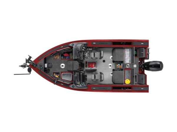 2021 Tracker Boats boat for sale, model of the boat is Targa™ V-19 Combo & Image # 2 of 10