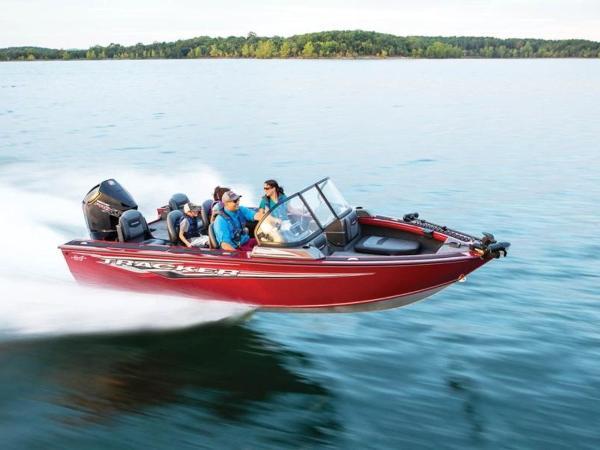 2021 Tracker Boats boat for sale, model of the boat is Targa™ V-19 Combo & Image # 4 of 10