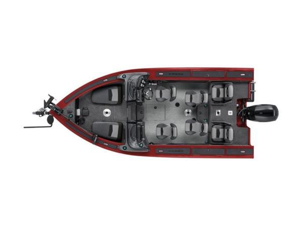 2021 Tracker Boats boat for sale, model of the boat is Targa™ V-19 Combo & Image # 5 of 10