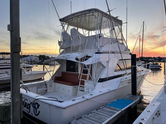 NJ 6546 SF Knot 10 Yacht Sales