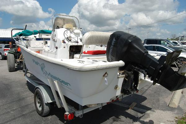 2001 Polar boat for sale, model of the boat is Fishmaster Travis Edition & Image # 4 of 9