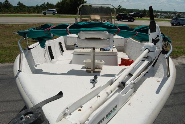 2001 Polar boat for sale, model of the boat is Fishmaster Travis Edition & Image # 5 of 9