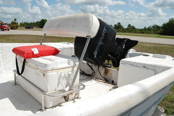 2001 Polar boat for sale, model of the boat is Fishmaster Travis Edition & Image # 7 of 9