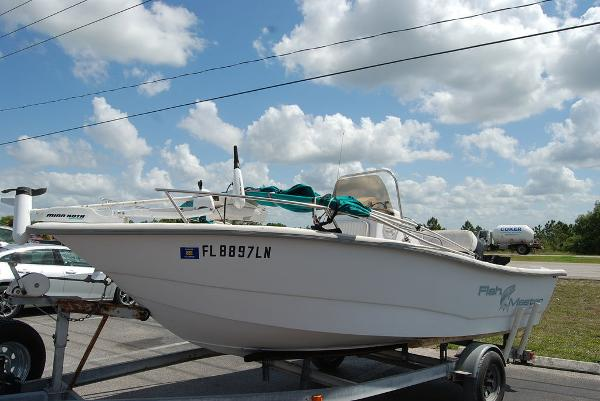 2001 Polar boat for sale, model of the boat is Fishmaster Travis Edition & Image # 9 of 9