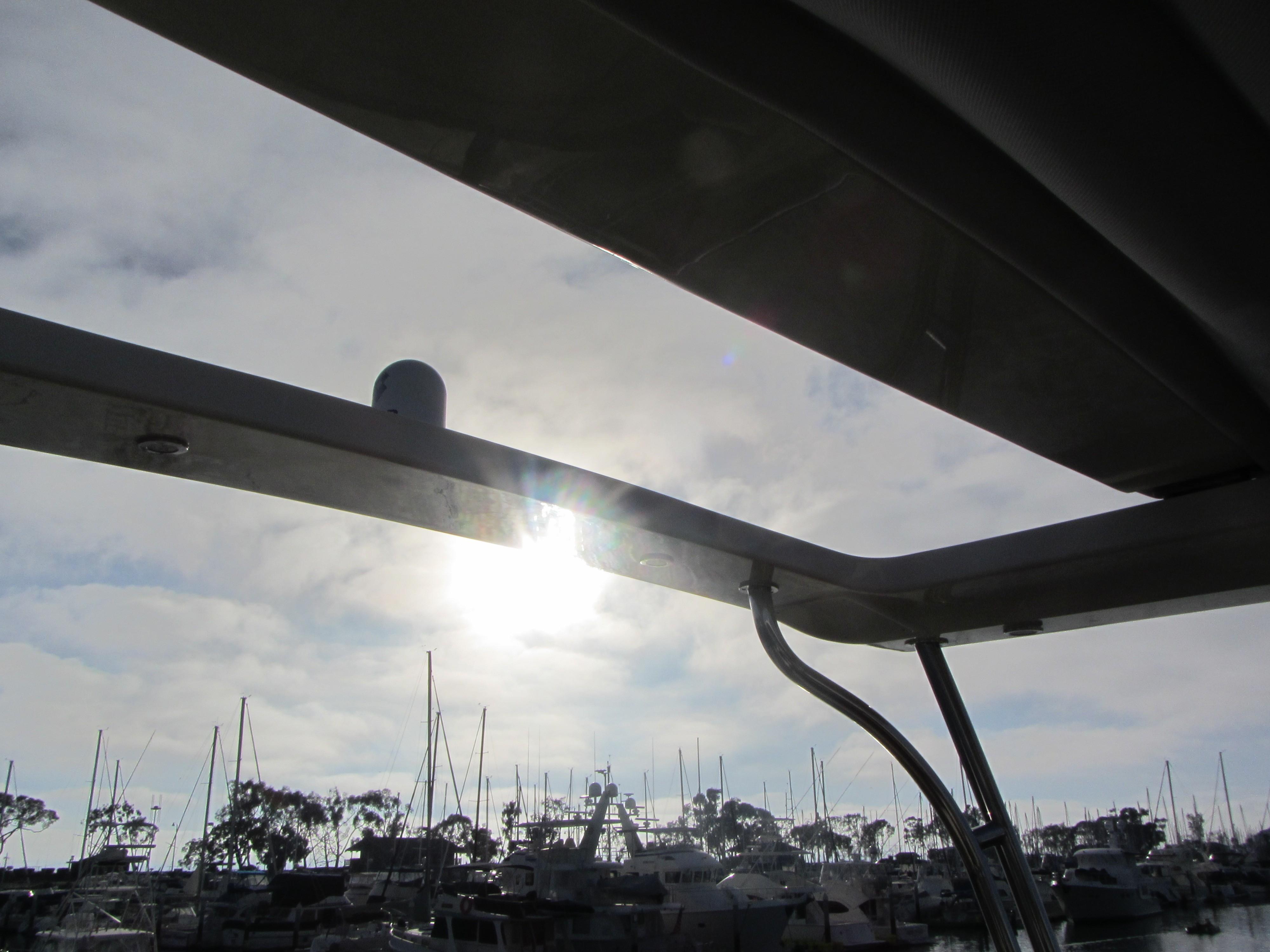 2016 Sea Ray L590 Fly #TB1509MC inventory image at Sun Country Coastal in Dana Point