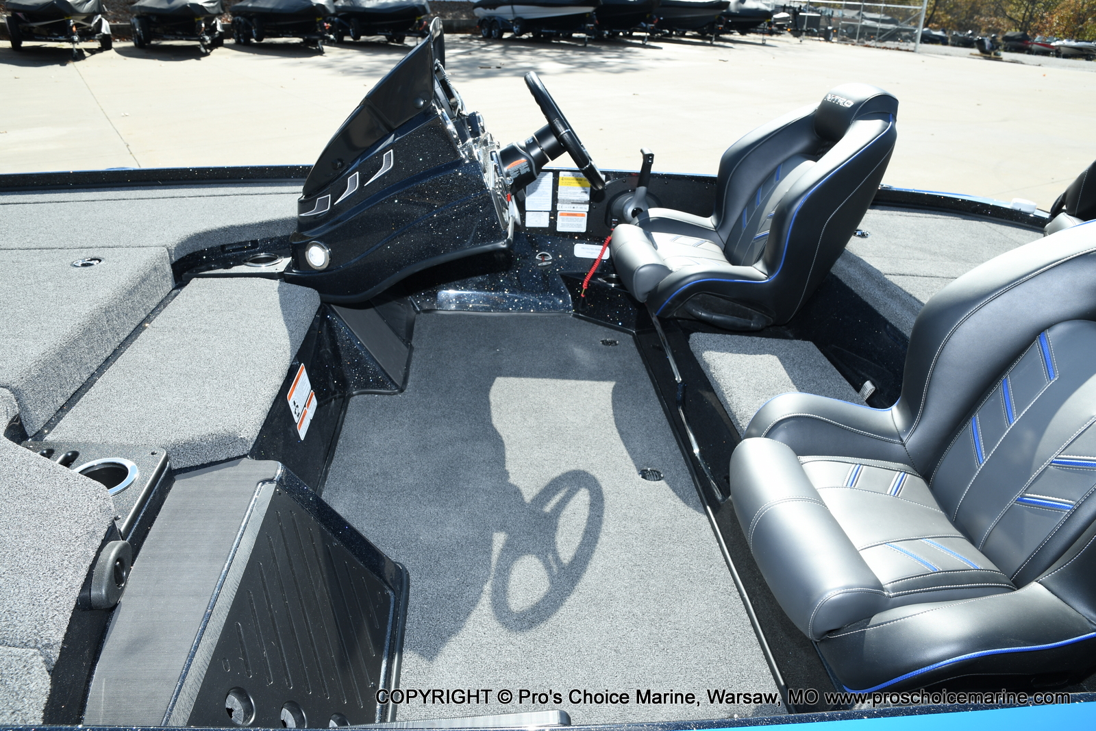 2021 Nitro boat for sale, model of the boat is Z18 Pro Package & Image # 17 of 50