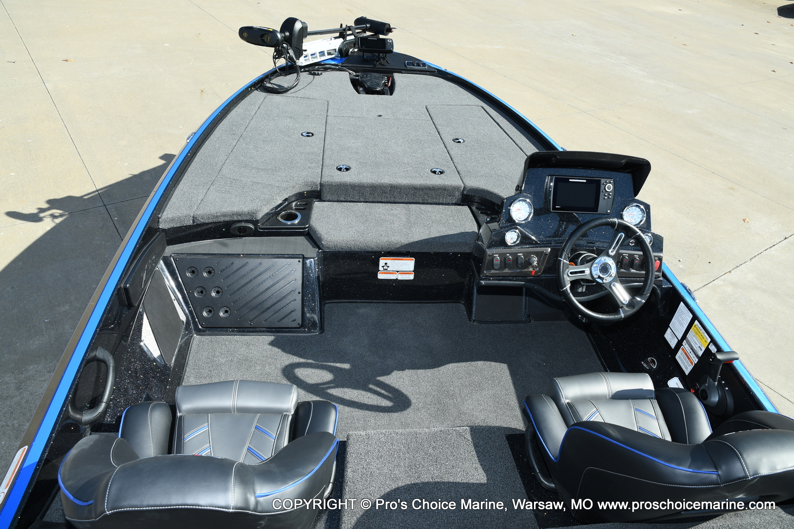 2021 Nitro boat for sale, model of the boat is Z18 Pro Package & Image # 18 of 50