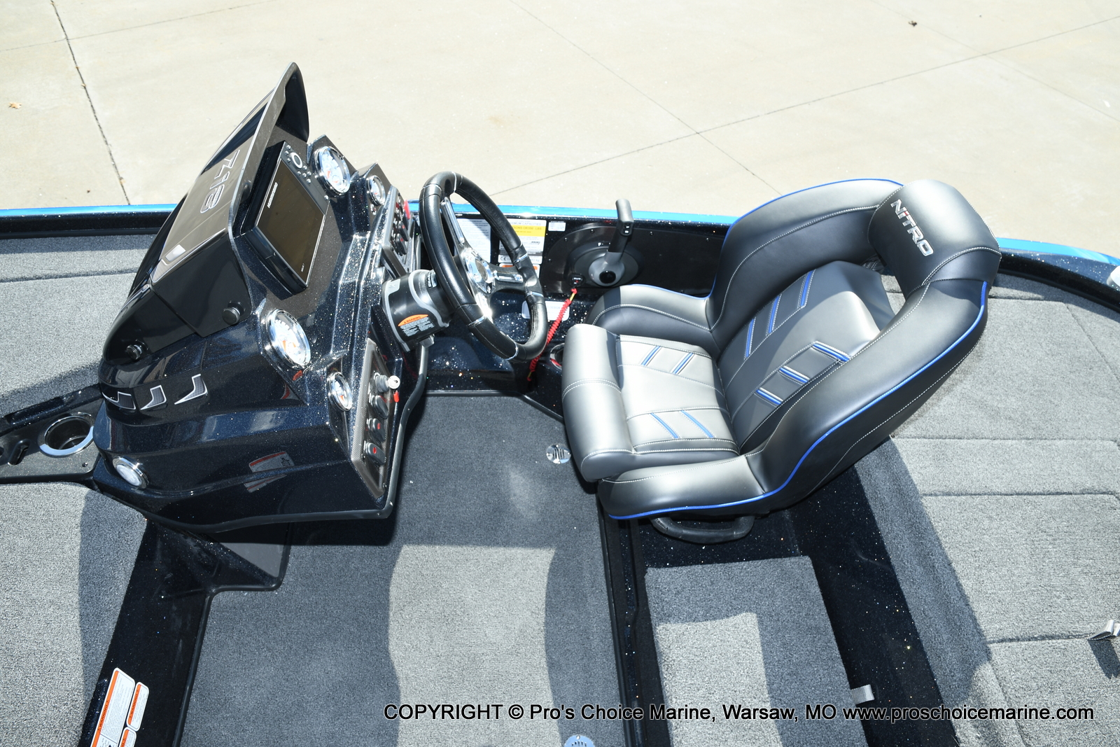2021 Nitro boat for sale, model of the boat is Z18 Pro Package & Image # 31 of 50
