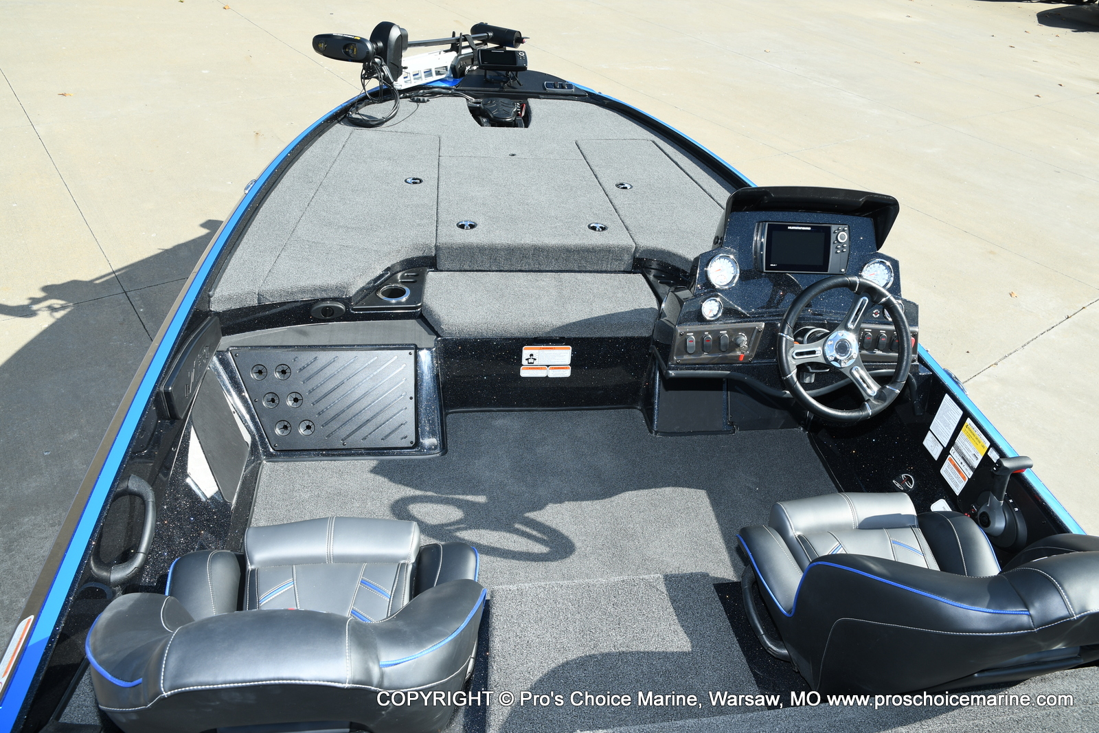 2021 Nitro boat for sale, model of the boat is Z18 Pro Package & Image # 39 of 50