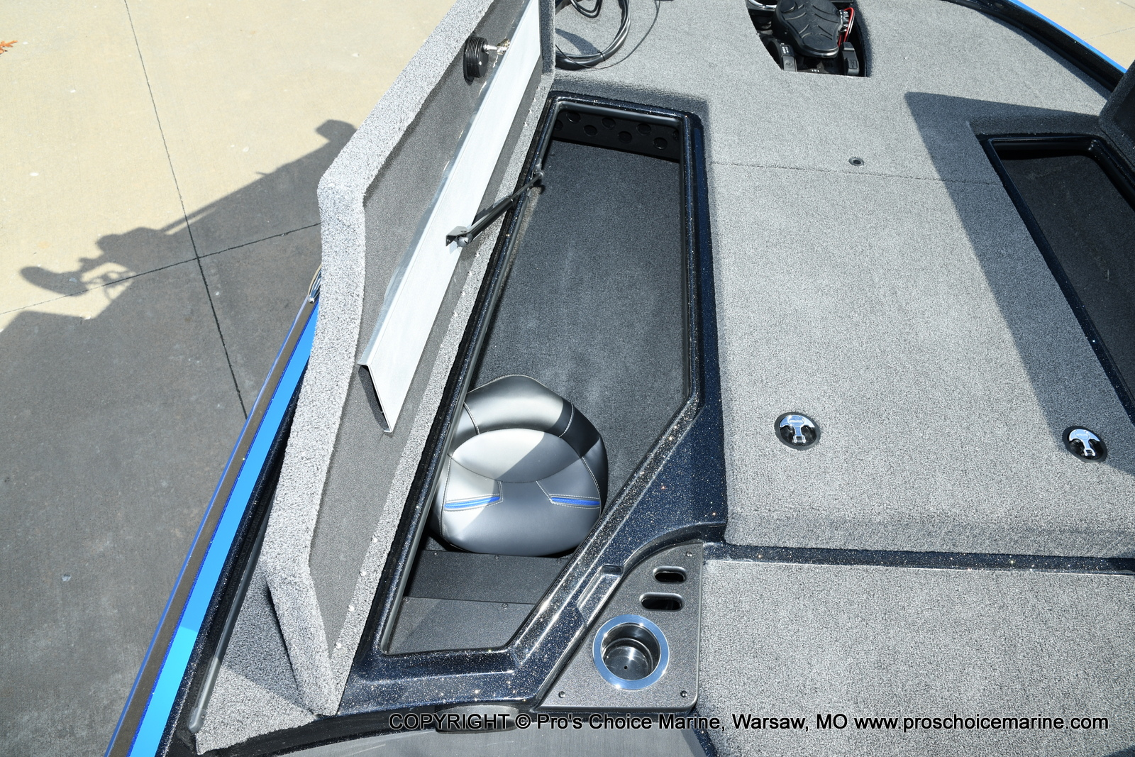 2021 Nitro boat for sale, model of the boat is Z18 Pro Package & Image # 40 of 50