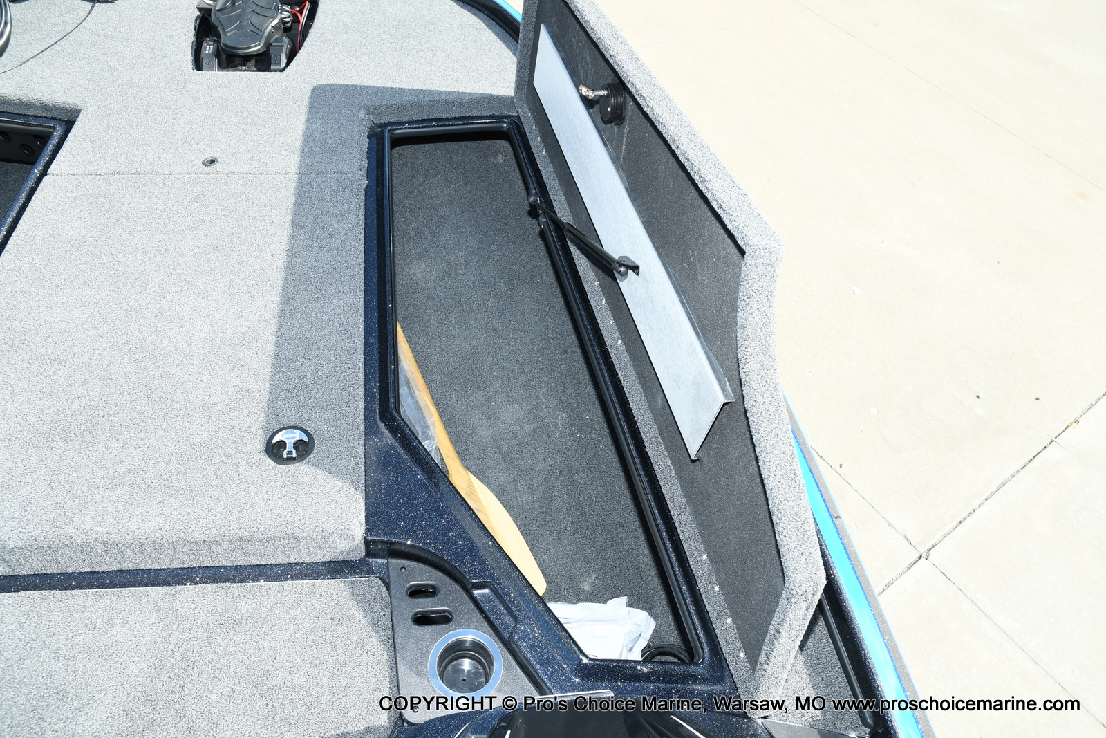 2021 Nitro boat for sale, model of the boat is Z18 Pro Package & Image # 41 of 50