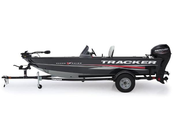 2018 Tracker Boats boat for sale, model of the boat is Super Guide V-16 SC & Image # 2 of 4