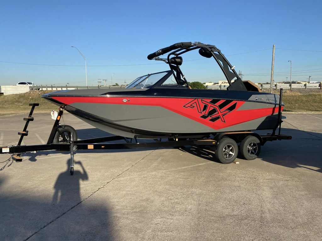2021 ATX Boats 22 TYPE-S