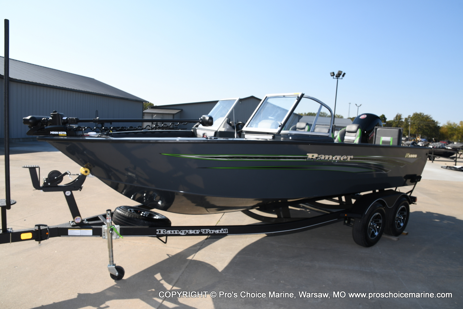2021 Ranger Boats boat for sale, model of the boat is VX1888 WT w/150HP Pro-XS 4 Stroke & Image # 3 of 50