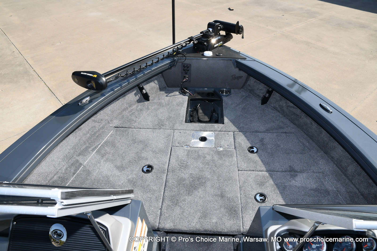 2021 Ranger Boats boat for sale, model of the boat is VX1888 WT w/150HP Pro-XS 4 Stroke & Image # 20 of 50