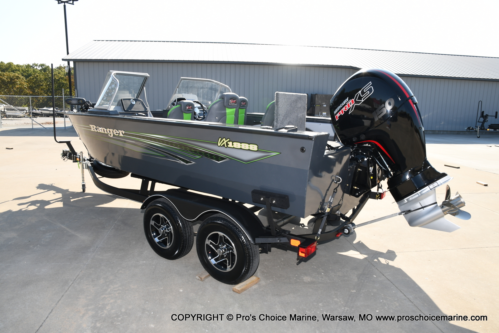 2021 Ranger Boats boat for sale, model of the boat is VX1888 WT w/150HP Pro-XS 4 Stroke & Image # 49 of 50
