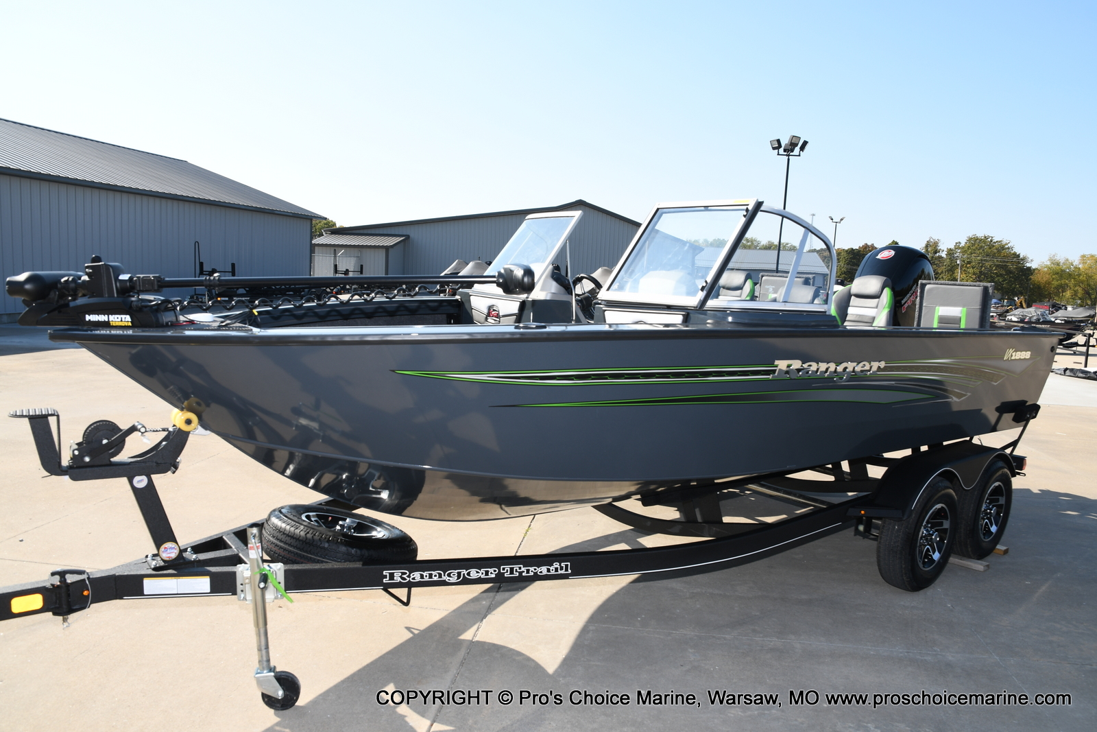 2021 Ranger Boats boat for sale, model of the boat is VX1888 WT w/150HP Pro-XS 4 Stroke & Image # 50 of 50