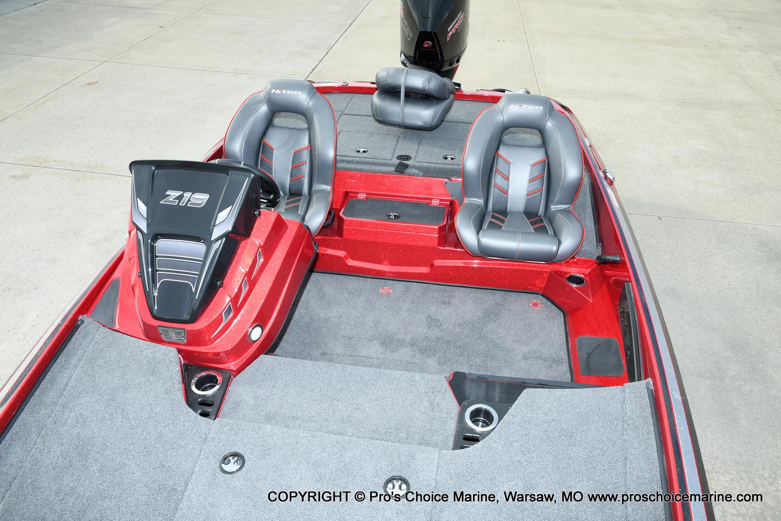 2021 Nitro boat for sale, model of the boat is Z19 pro package & Image # 18 of 50