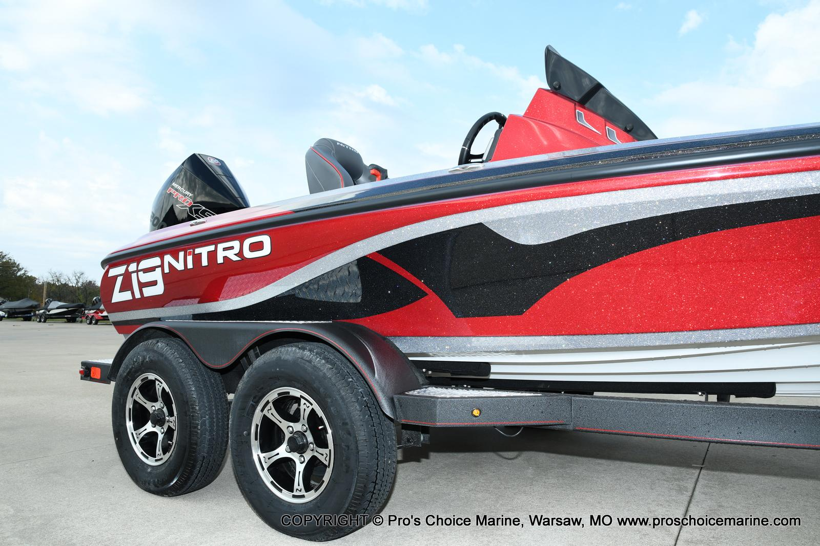 2021 Nitro boat for sale, model of the boat is Z19 pro package & Image # 38 of 50