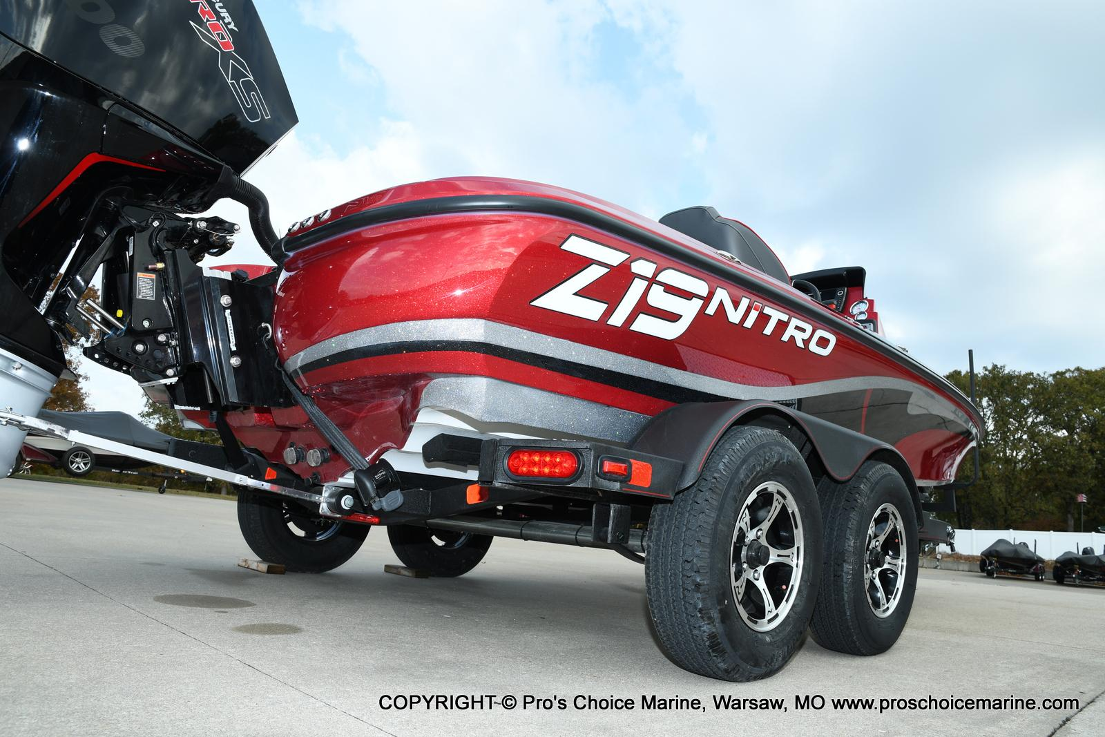 2021 Nitro boat for sale, model of the boat is Z19 pro package & Image # 40 of 50