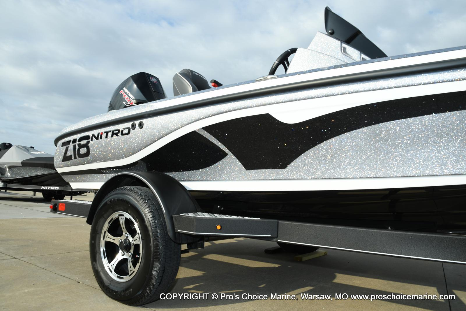 2021 Nitro boat for sale, model of the boat is Z18 Pro Pack w/175HP Pro-XS & Image # 20 of 50