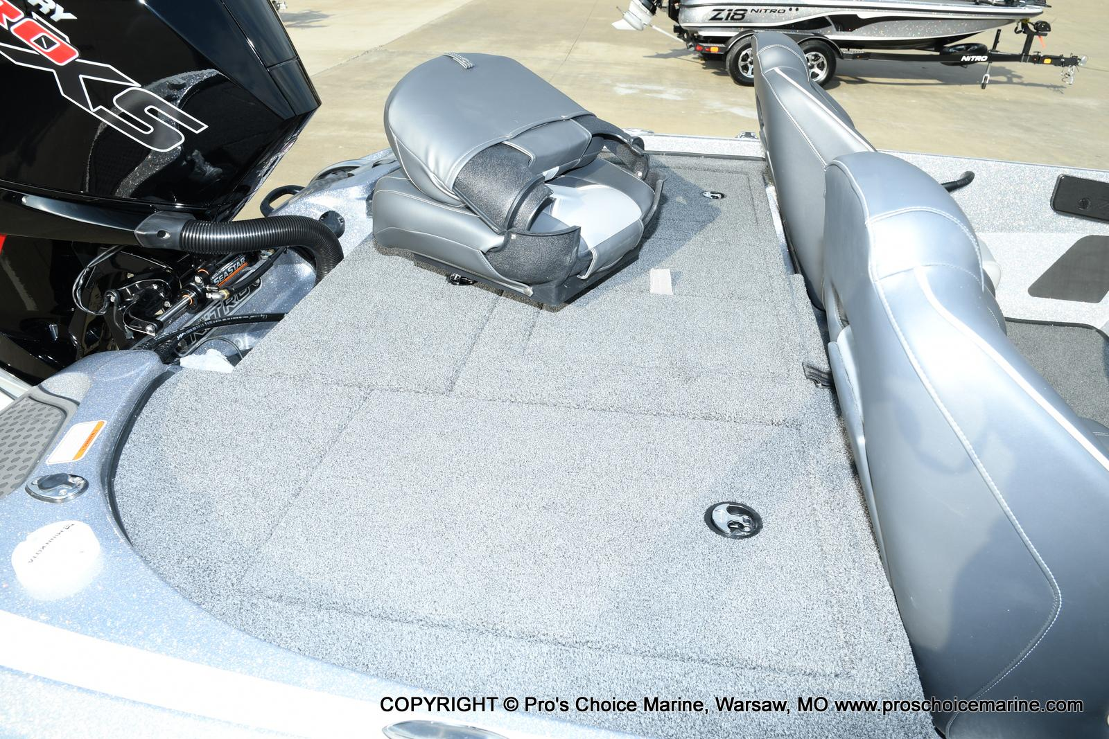 2021 Nitro boat for sale, model of the boat is Z18 Pro Pack w/175HP Pro-XS & Image # 26 of 50
