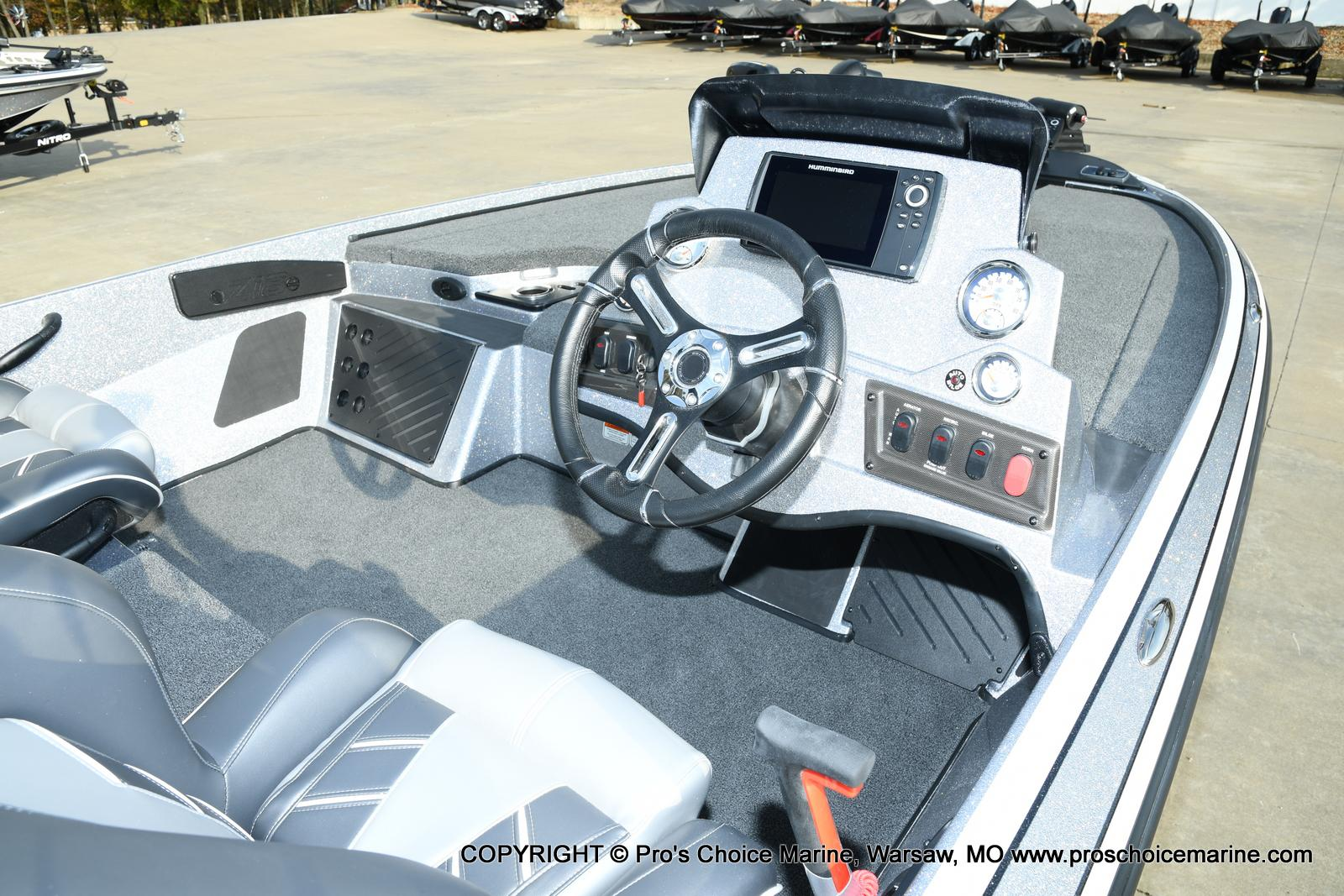 2021 Nitro boat for sale, model of the boat is Z18 Pro Pack w/175HP Pro-XS & Image # 27 of 50