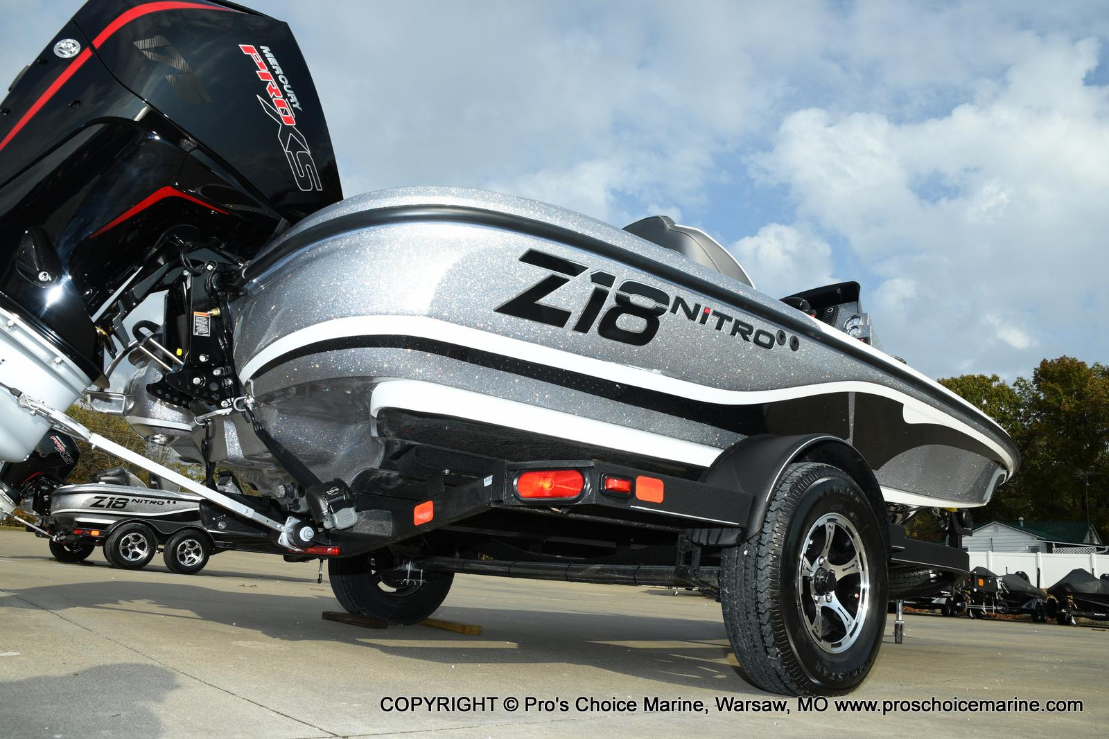 2021 Nitro boat for sale, model of the boat is Z18 Pro Pack w/175HP Pro-XS & Image # 42 of 50
