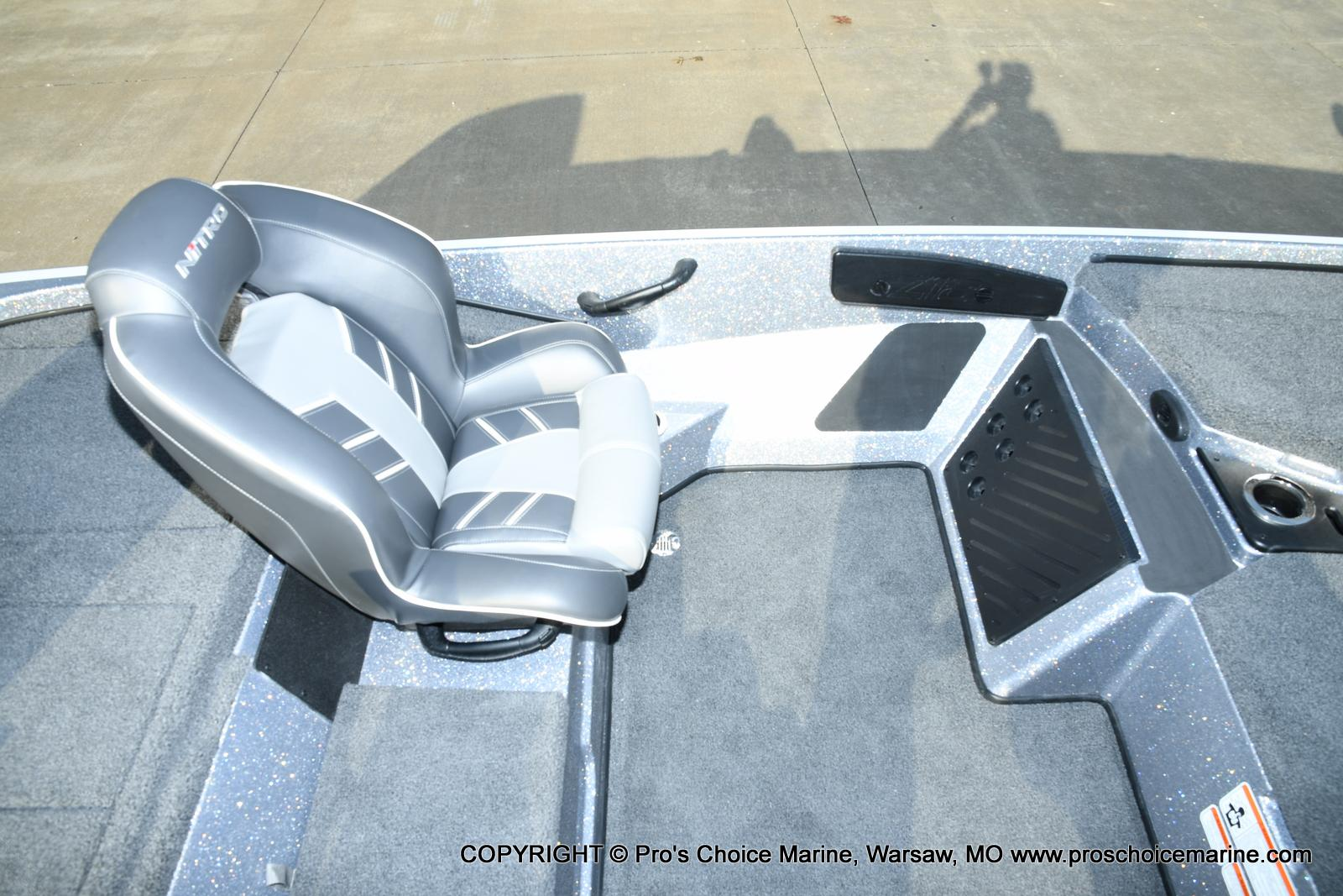 2021 Nitro boat for sale, model of the boat is Z18 Pro Pack w/175HP Pro-XS & Image # 45 of 50