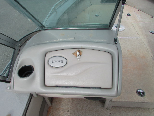 2006 Lund boat for sale, model of the boat is 2025 Pro V Magnum IFS & Image # 10 of 19