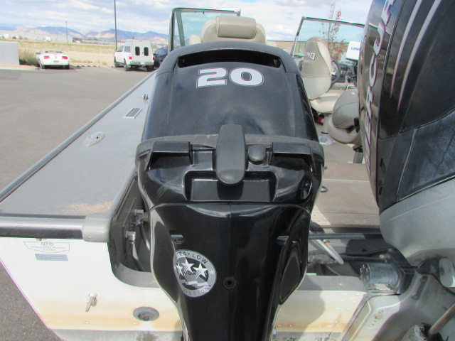 2006 Lund boat for sale, model of the boat is 2025 Pro V Magnum IFS & Image # 3 of 19
