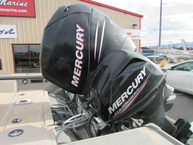 2006 Lund boat for sale, model of the boat is 2025 Pro V Magnum IFS & Image # 7 of 19