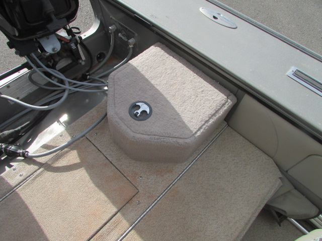 2006 Lund boat for sale, model of the boat is 2025 Pro V Magnum IFS & Image # 8 of 19