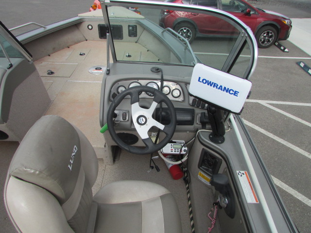 2006 Lund boat for sale, model of the boat is 2025 Pro V Magnum IFS & Image # 19 of 19
